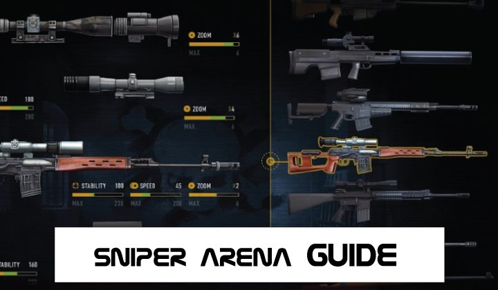 Sniper Arena Guide and Strategies