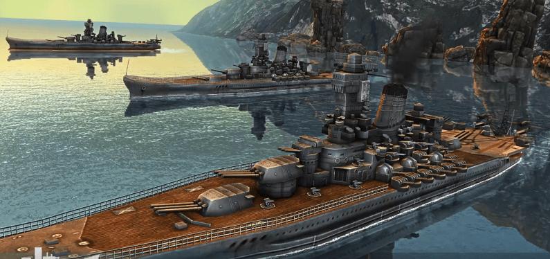battle warship guide