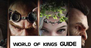 world of kings guide
