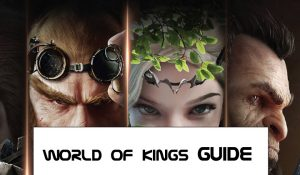 world of kings guide