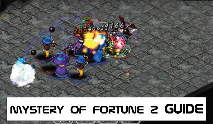 Mystery of Fortune 2 Guide & Tips