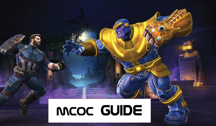 Marvel Contest of Champions Guide