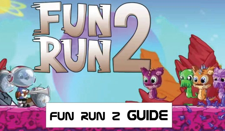 fun run 2 guide and walkthrough