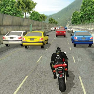 traffic rider guide and tips