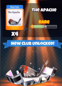 new club unlocked