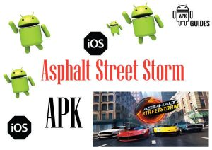 Asphalt Street Storm Racing APK Download