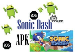 Download Sonic Dash APK Latest Version