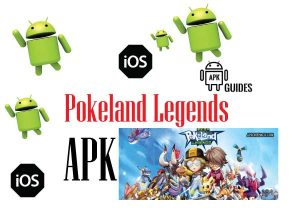 Download Pokeland Legends APK Latest Version