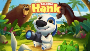 My Talking Hank MOD APK v1.9.1.26 For Android and iOS 2020