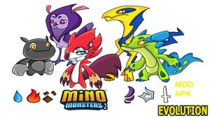 Mino Monsters 2 Mod Apk Download Latest Version