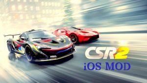 CSR Racing 2 Mod iOS